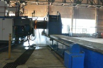 Завод «Трубодеталь» модернизировал стан индукционной гибки труб
