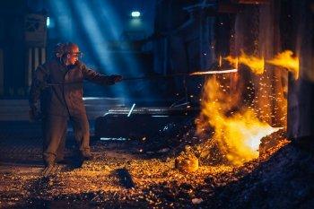 ОМК сообщает о закрытии мартеновского производства стали на Выксунском металлургическом заводе