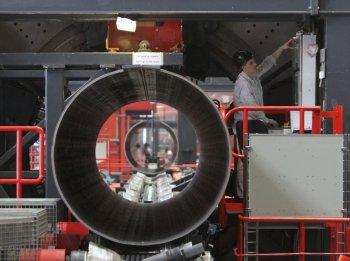 Группа ЧТПЗ отгрузила в Узбекистан около 6 000 тонн ТБД