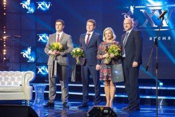 Игорь Малышев принял участие в 15-й церемонии награждения лучших сотрудников ОМК