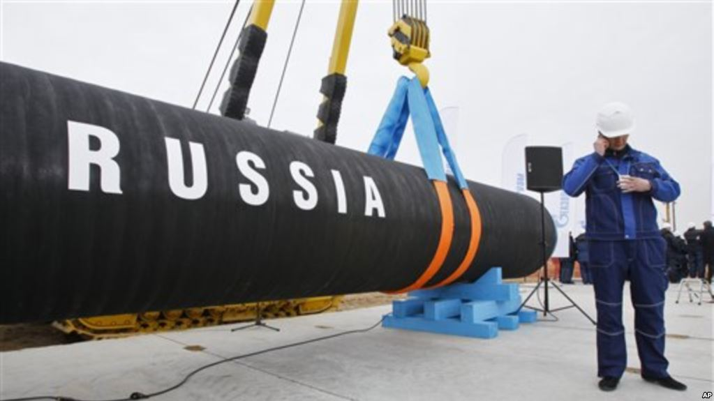 Группа ЧТПЗ завершила поставку труб с полиэтиленовым покрытием для «Северного потока — 2»
