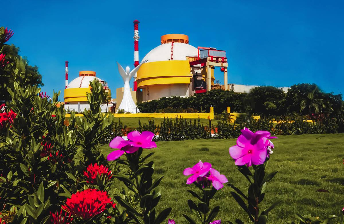 Группа ЧТПЗ отгрузила партию труб для АЭС «Куданкулам» в Индии