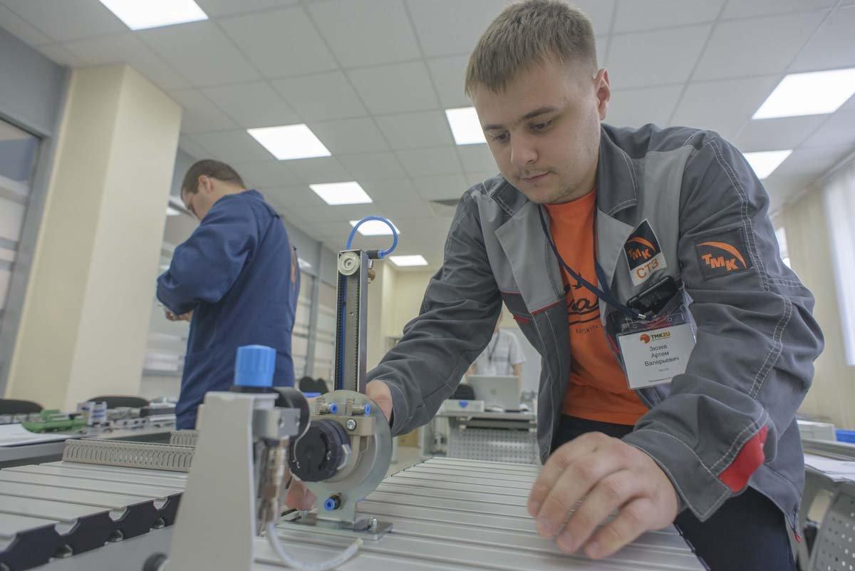 ТМК провела первый общекорпоративный конкурс на основе принципов WorldSkills