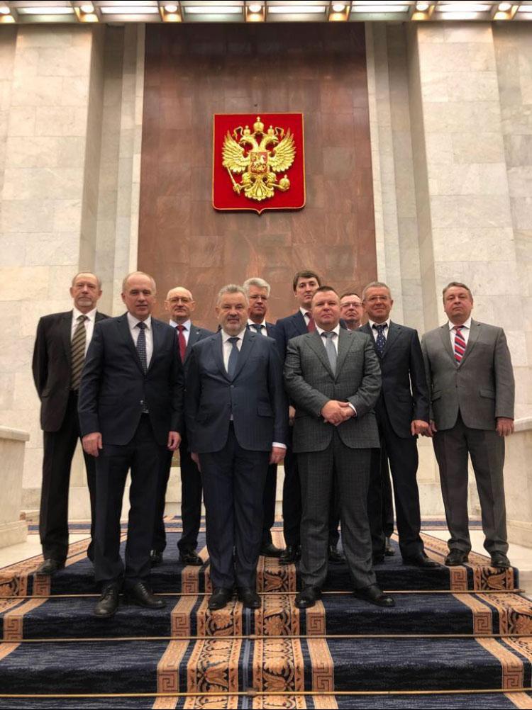Дмитрий Медведев вручил руководителям ТМК премию Правительства РФ в области науки и техники
