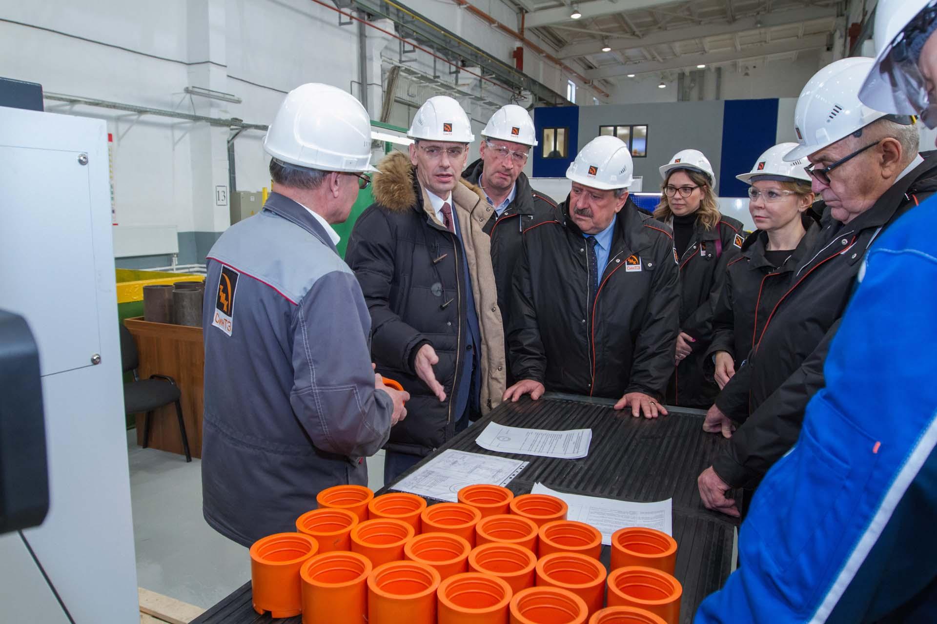 ТМК открыла первый в российском горно-металлургическом комплексе Центр оценки квалификации