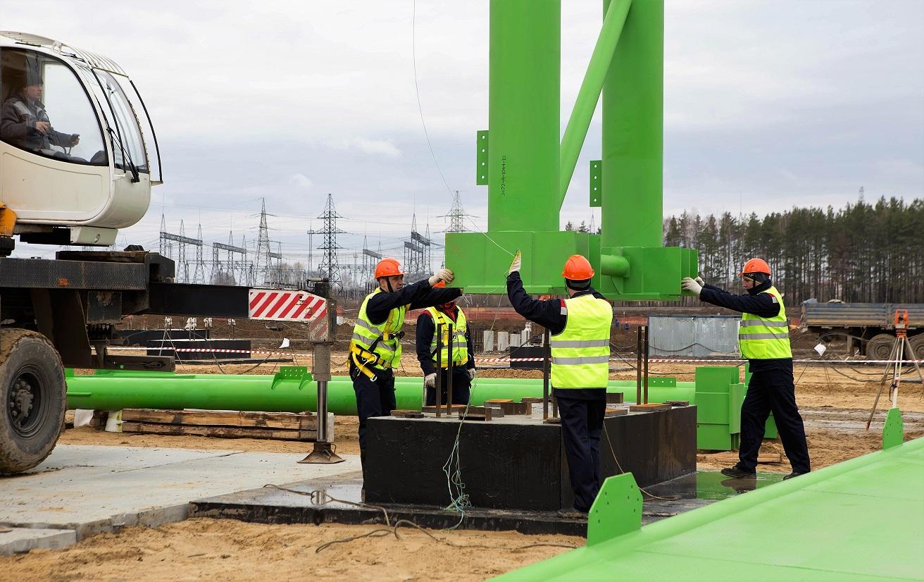 ОМК приступила к строительству цеха по выпуску бесшовных труб в Нижегородской области