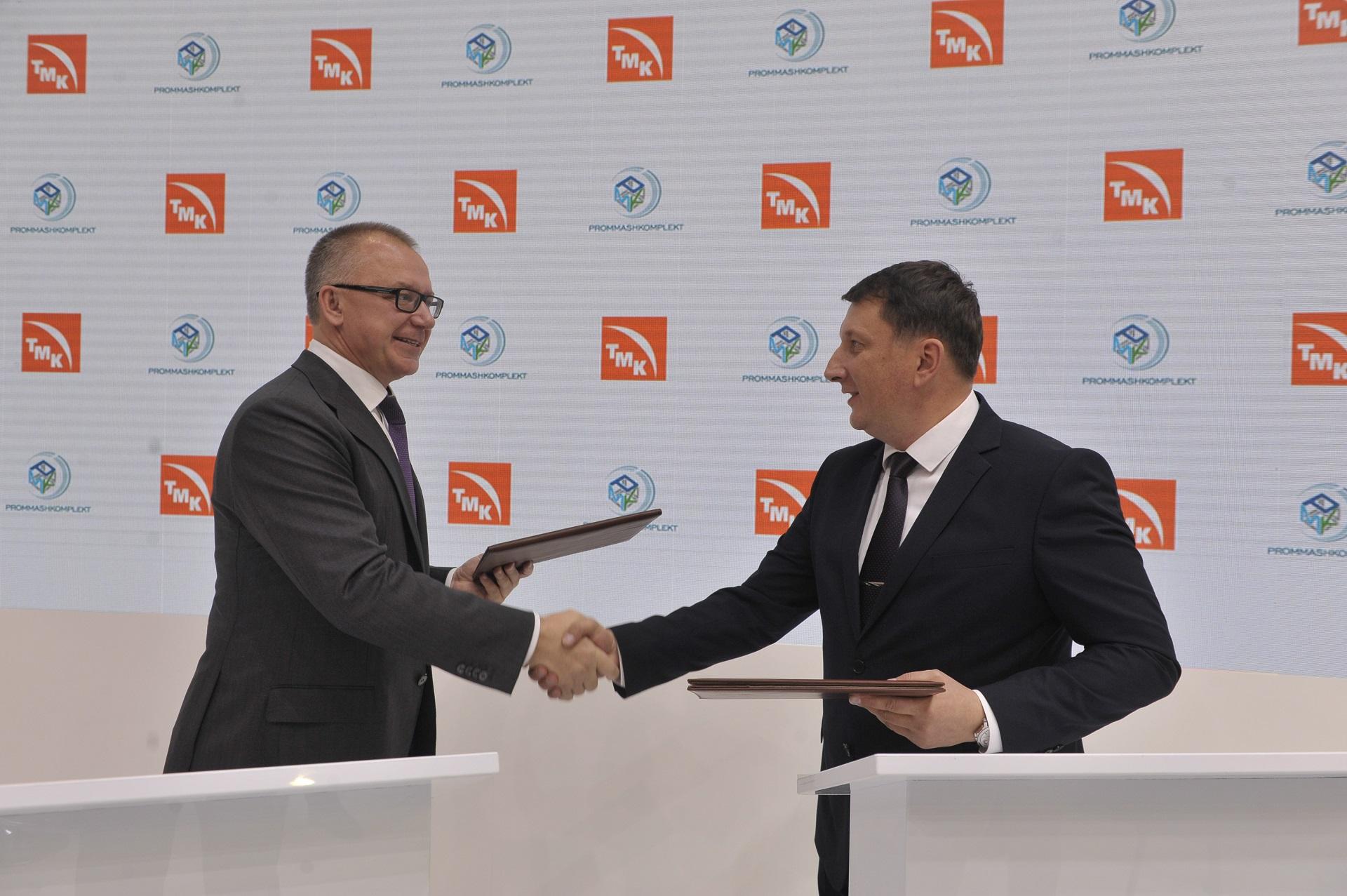 ТМК подписала соглашение на поставку в Казахстан круглой непрерывнолитой заготовки