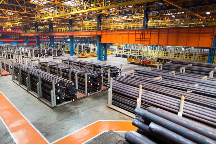 Группа ЧТПЗ увеличивает мощности производства труб с резьбовыми соединениями класса «Премиум»