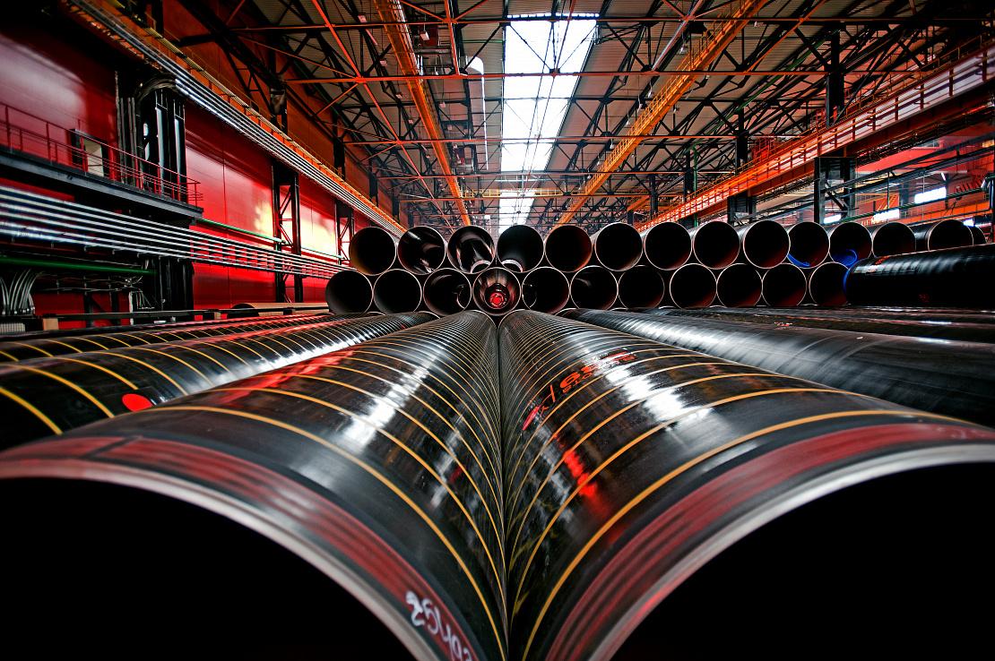 Группа ЧТПЗ стала комплексным поставщиком трубной продукции для газопровода Baltic connector