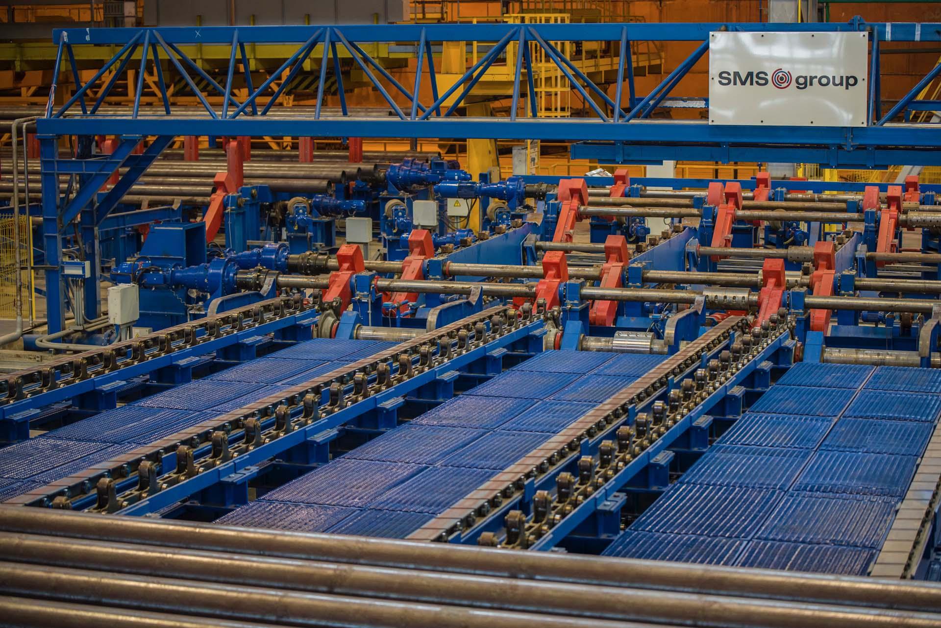 ТМК ввела в эксплуатацию новый комплекс термообработки труб на СТЗ
