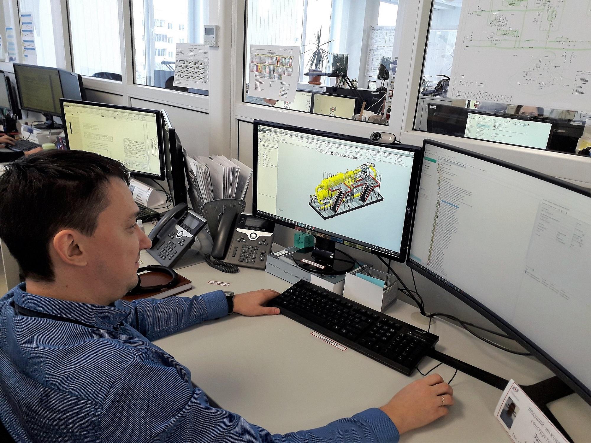 Челябинский завод ОМК изобрел и запатентовал устройство для очистки газа в трубопроводах от залповых поступл …