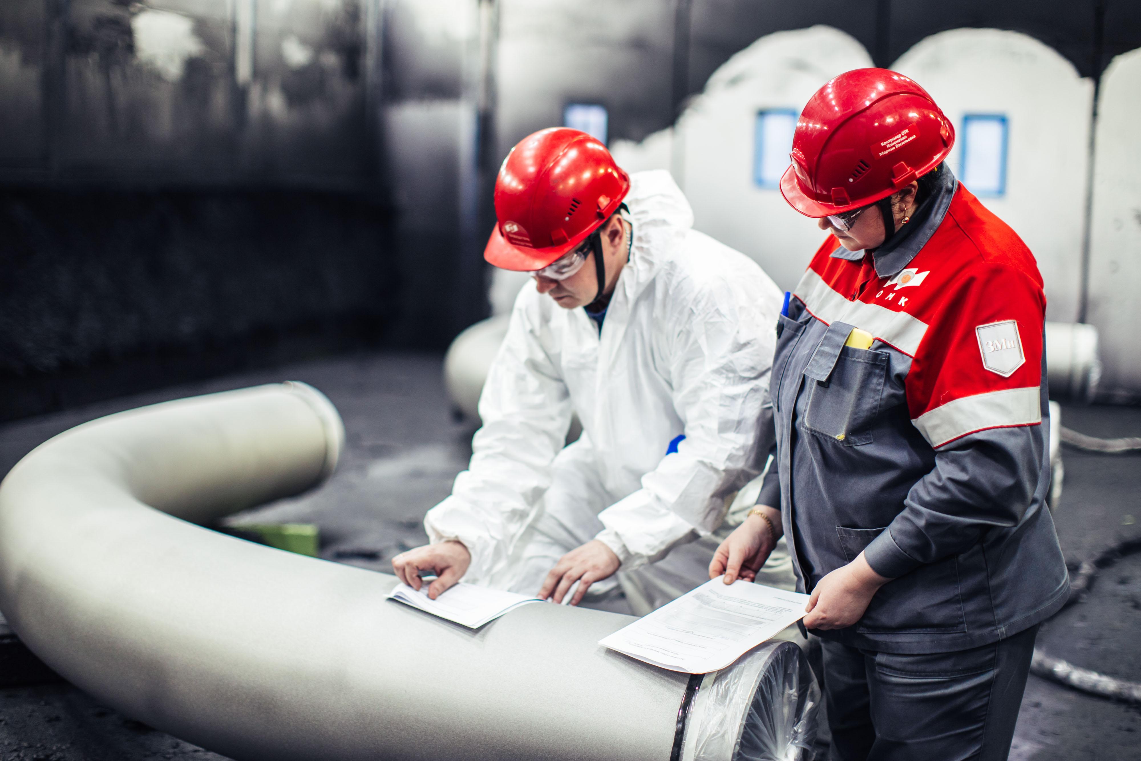 Челябинский завод ОМК подтвердил действие сертификата API