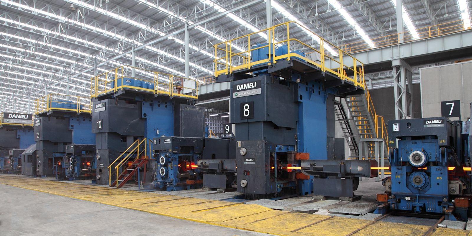 ОМК приступила к техническому перевооружению прокатного производства ЧМЗ с инвестициями 3,6 млрд руб.