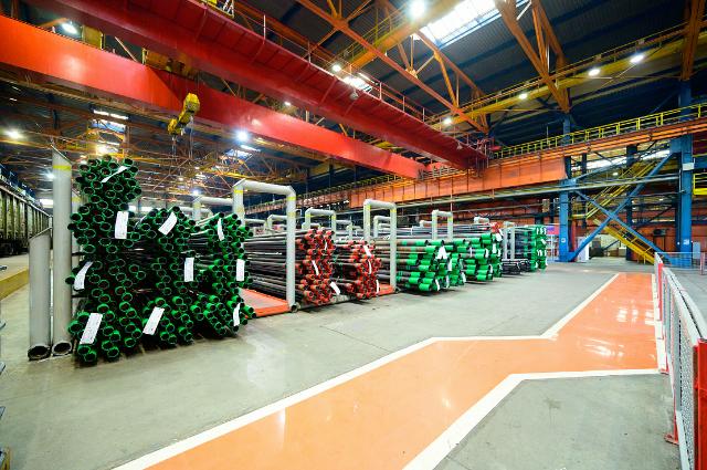 Группа ЧТПЗ увеличила мощности по производству высокомаржинальных труб OCTG