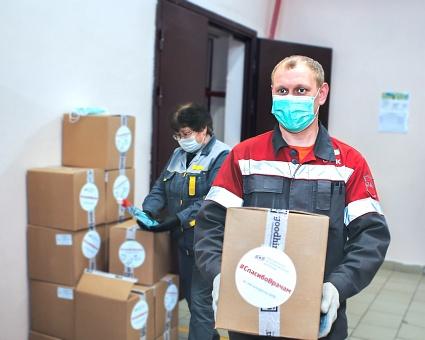 ОМК направит 100 млн рублей на помощь медицинским учреждениям и жителям регионов присутствия