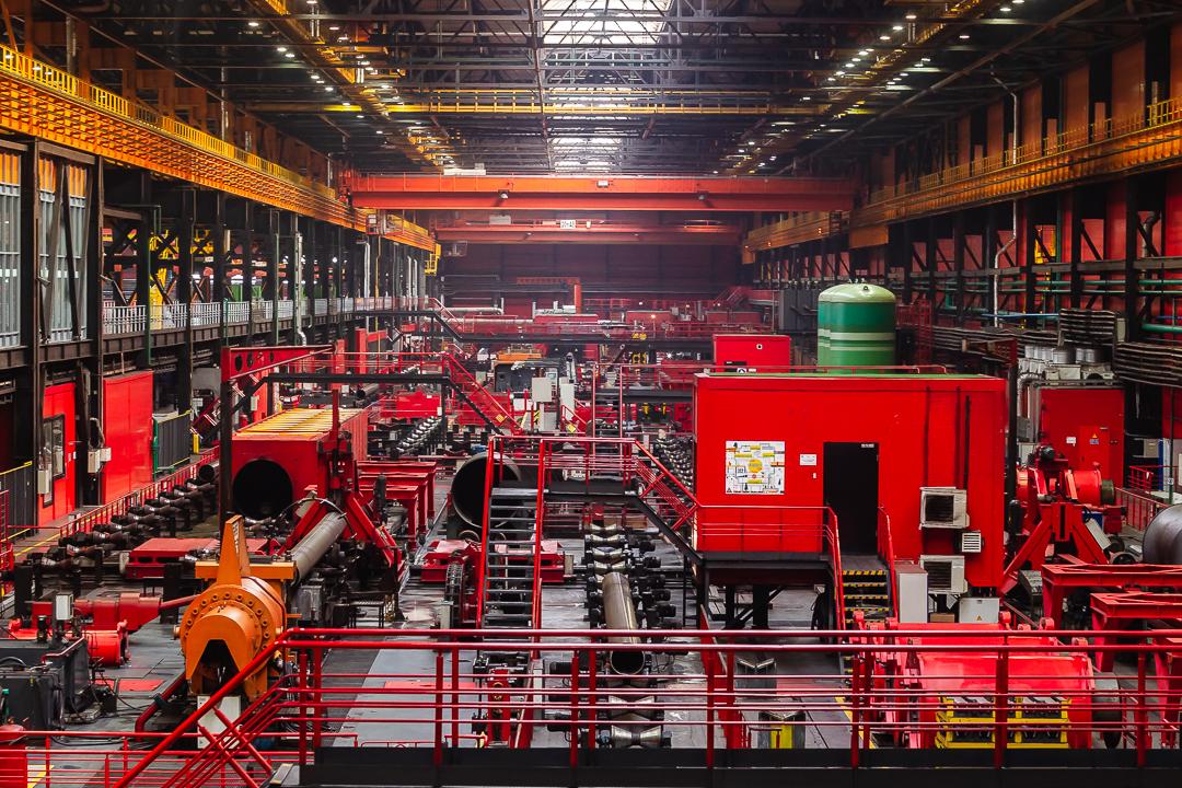 Группа ЧТПЗ модернизирует системы контроля труб большого диаметра
