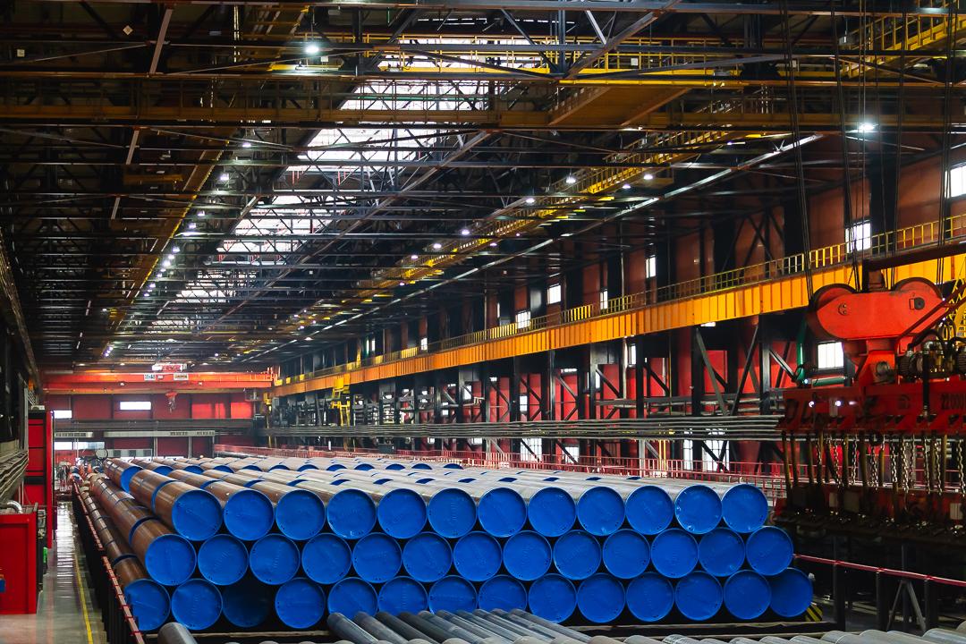 Группа ЧТПЗ поставила свыше 60 000 тонн труб для Харасавэйского месторождения