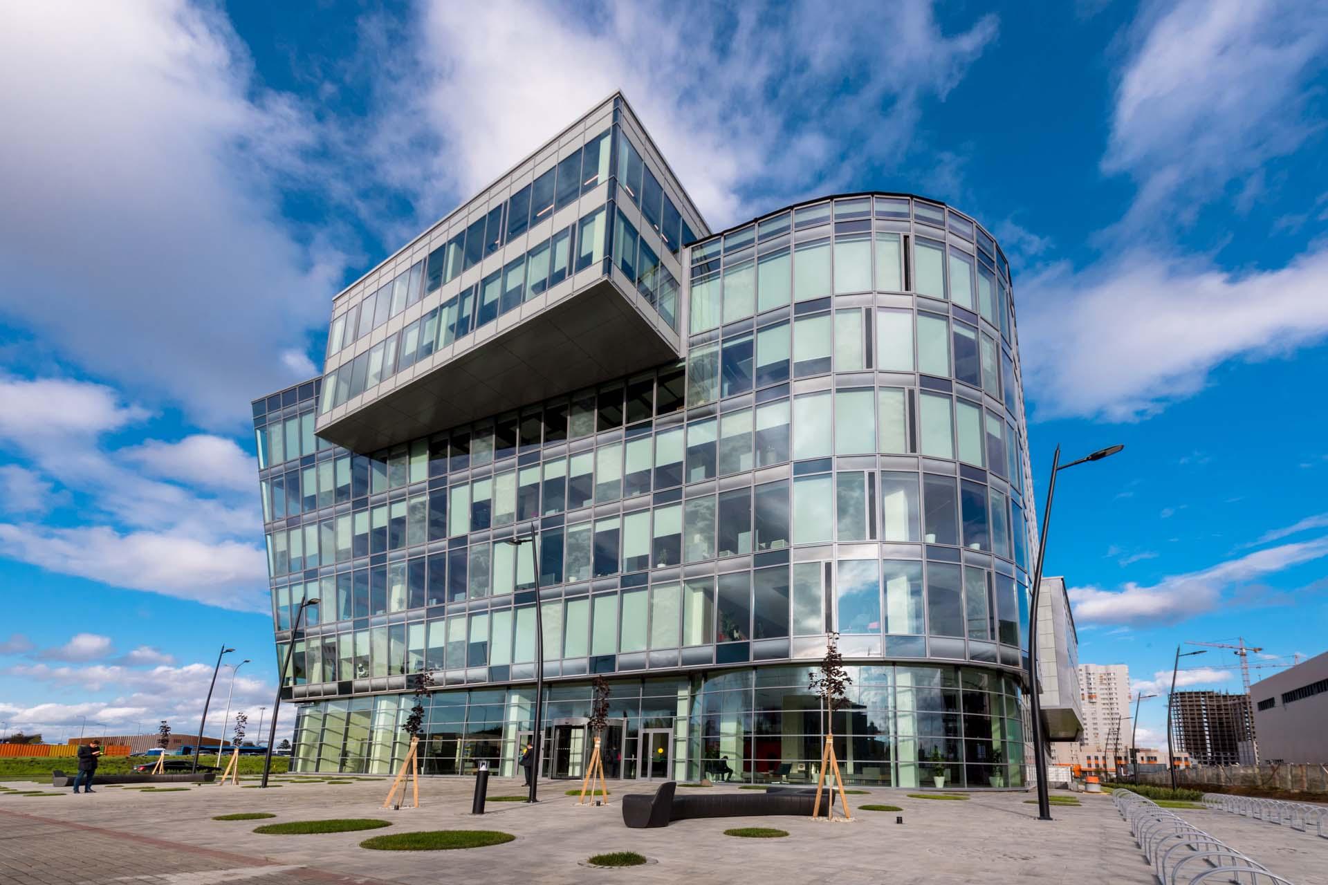 Здание научно-технического центра ТМК и Группы Синара в Сколково получило международное признание за экологи …