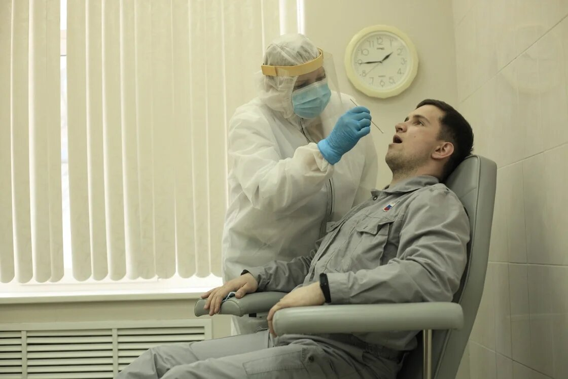 Группа ЧТПЗ запустила программу тестирования сотрудников на COVID-19