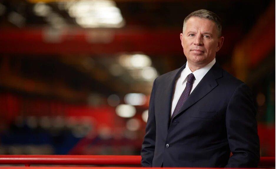 Андрей Комаров переизбран председателем Совета директоров ПАО «ЧТПЗ»
