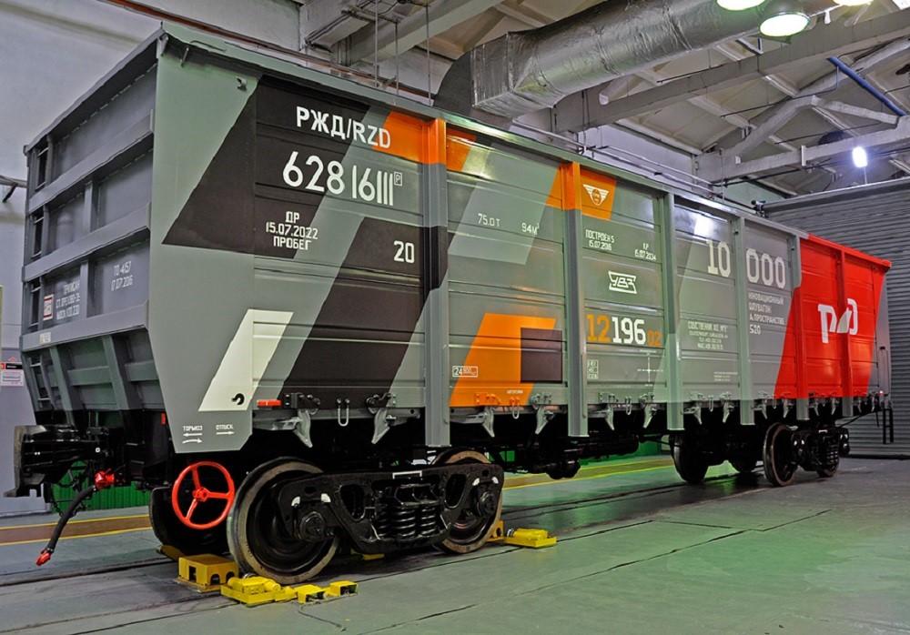 ВРК ОМК предлагает клиентам новый сервис по онлайн-бронированию ремонтных позиций в депо
