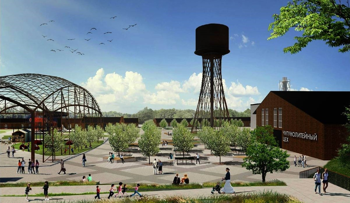 Проект создания индустриально-туристского парка в Нижегородской области стартует в 2021 году