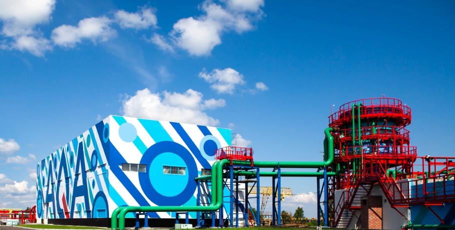 Торжественный запуск нового объекта Белой металлургии Группы ЧТПЗ — AQA Генезис