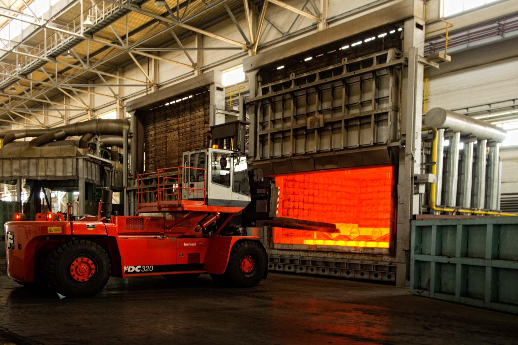 Челябинский завод ОМК внедряет автоматизированную систему управления производством