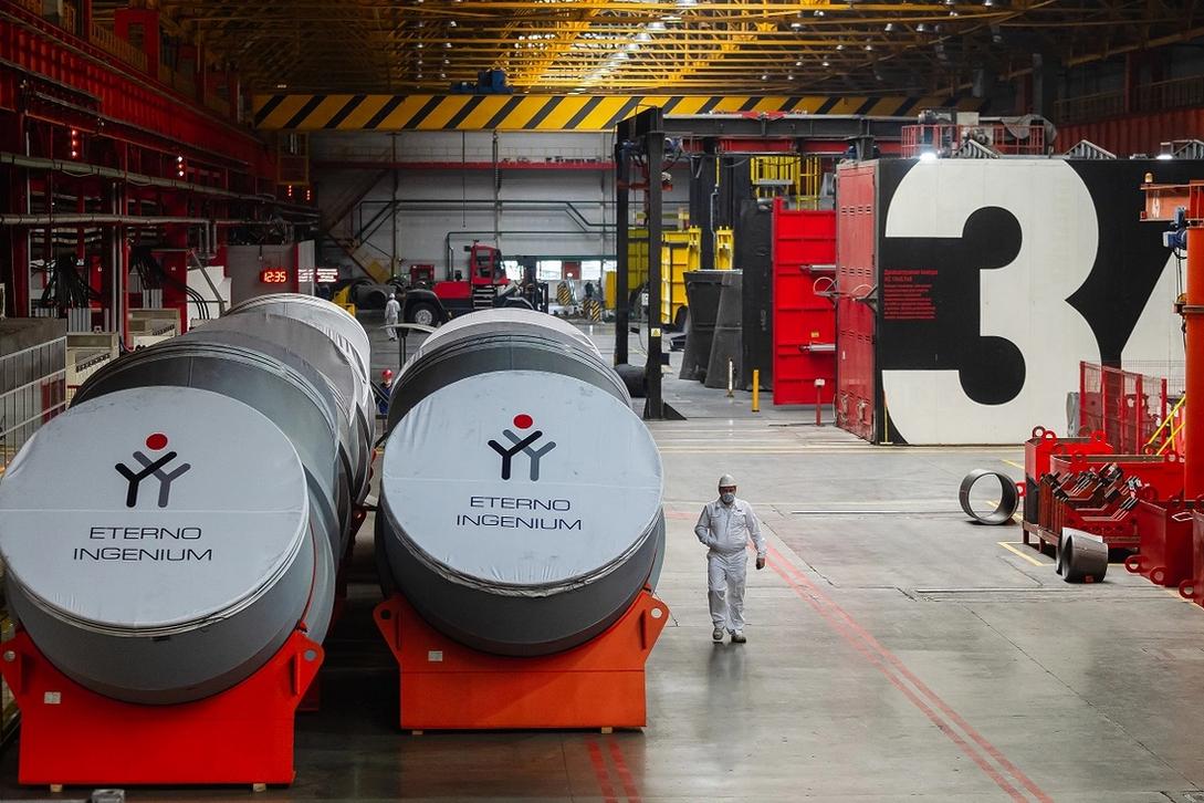 Продукция Группы ЧТПЗ поставлена для строительства АЭС «Руппур» в Бангладеше