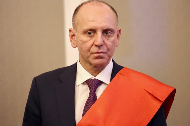 Дмитрий Пумпянский удостоен Демидовской премии в номинации «Новые технологии»
