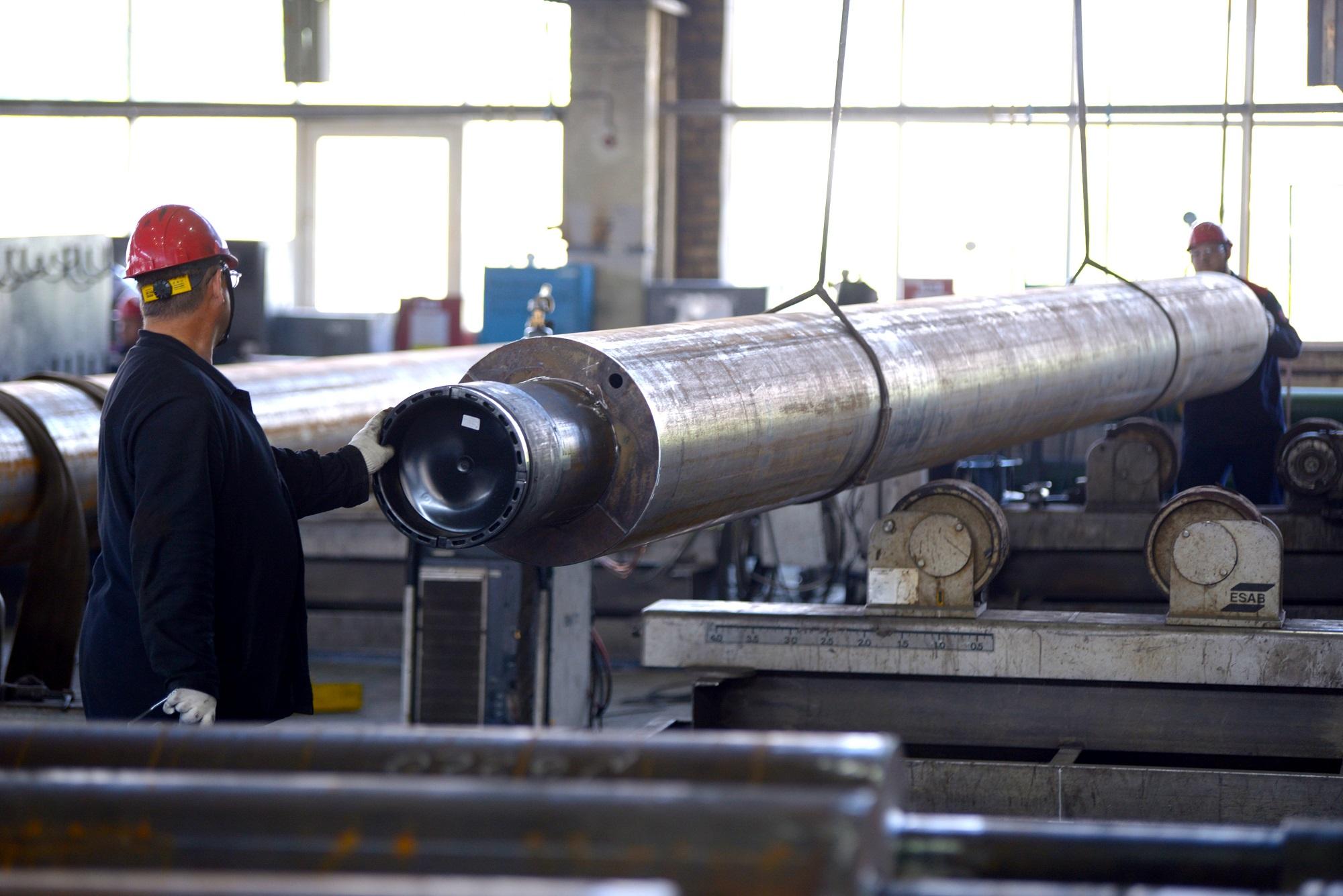 ОМК разработала продукцию для добычи ресурсов в условиях вечной мерзлоты