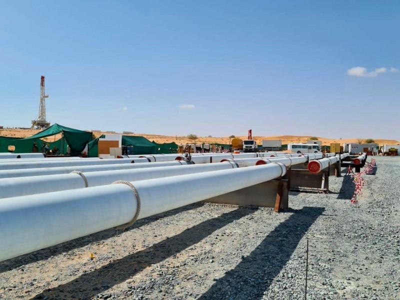 ТМК поставила трубы для транспортировки газа с нового месторождения в ОАЭ