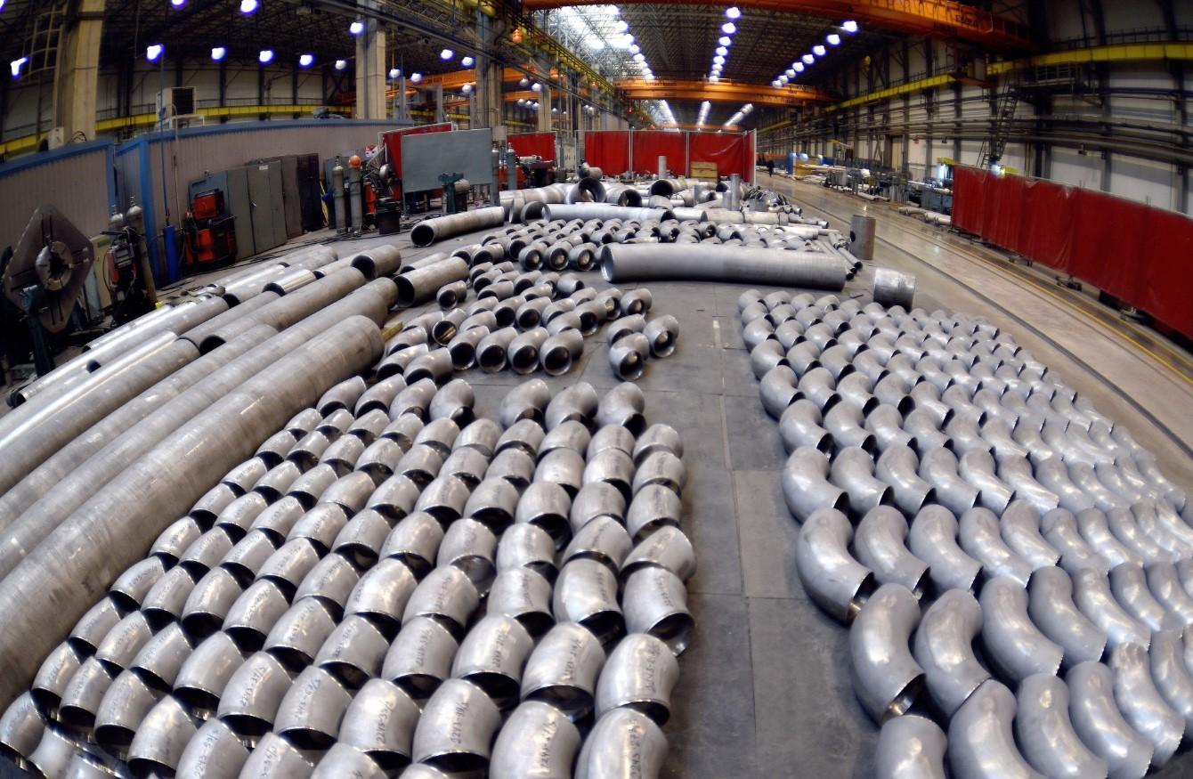 ОМК поставила более 4 тыс. тонн трубопроводов для индийской АЭС «Куданкулам»