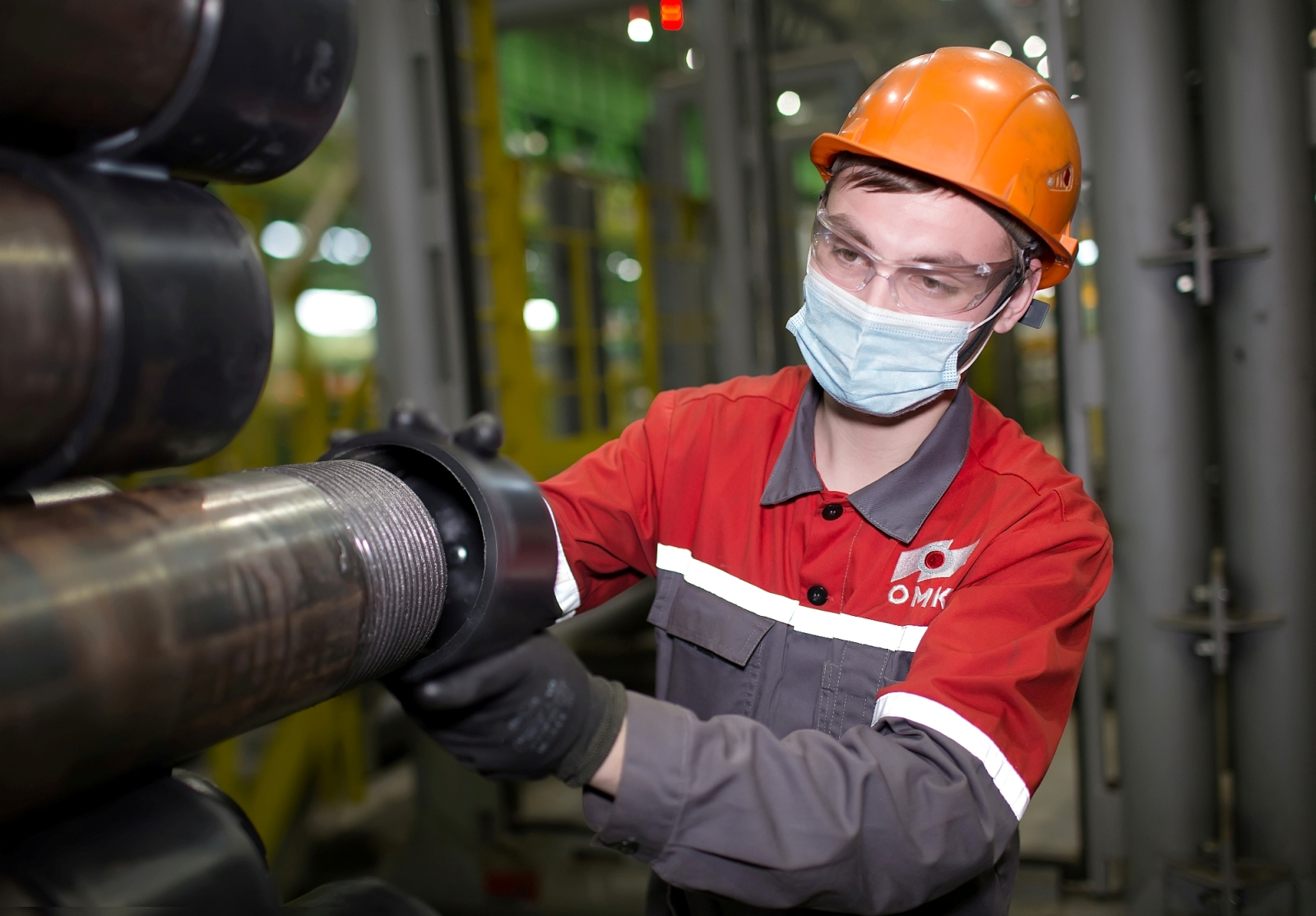 ОМК начала производство обсадных труб нового типоразмера