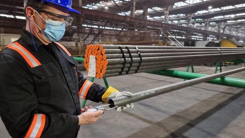 ТМК выпустила 1 млн тонн труб на своем предприятии в Румынии