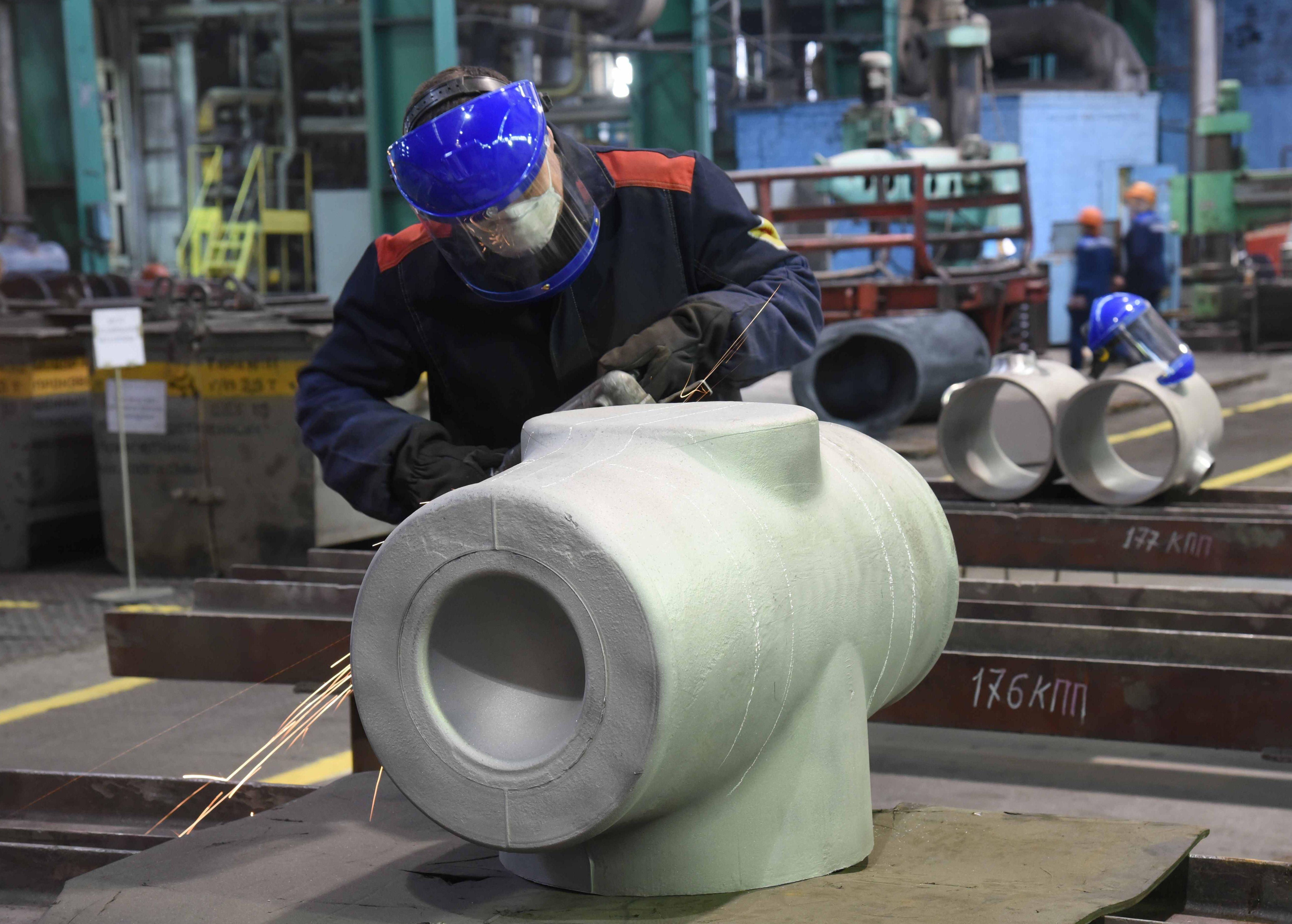ОМК поставила уникальные штампованные заготовки для строительства АЭС «Аккую»