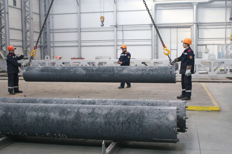 ОМК поставит элементы трубопровода для ТЭС Красноярского края