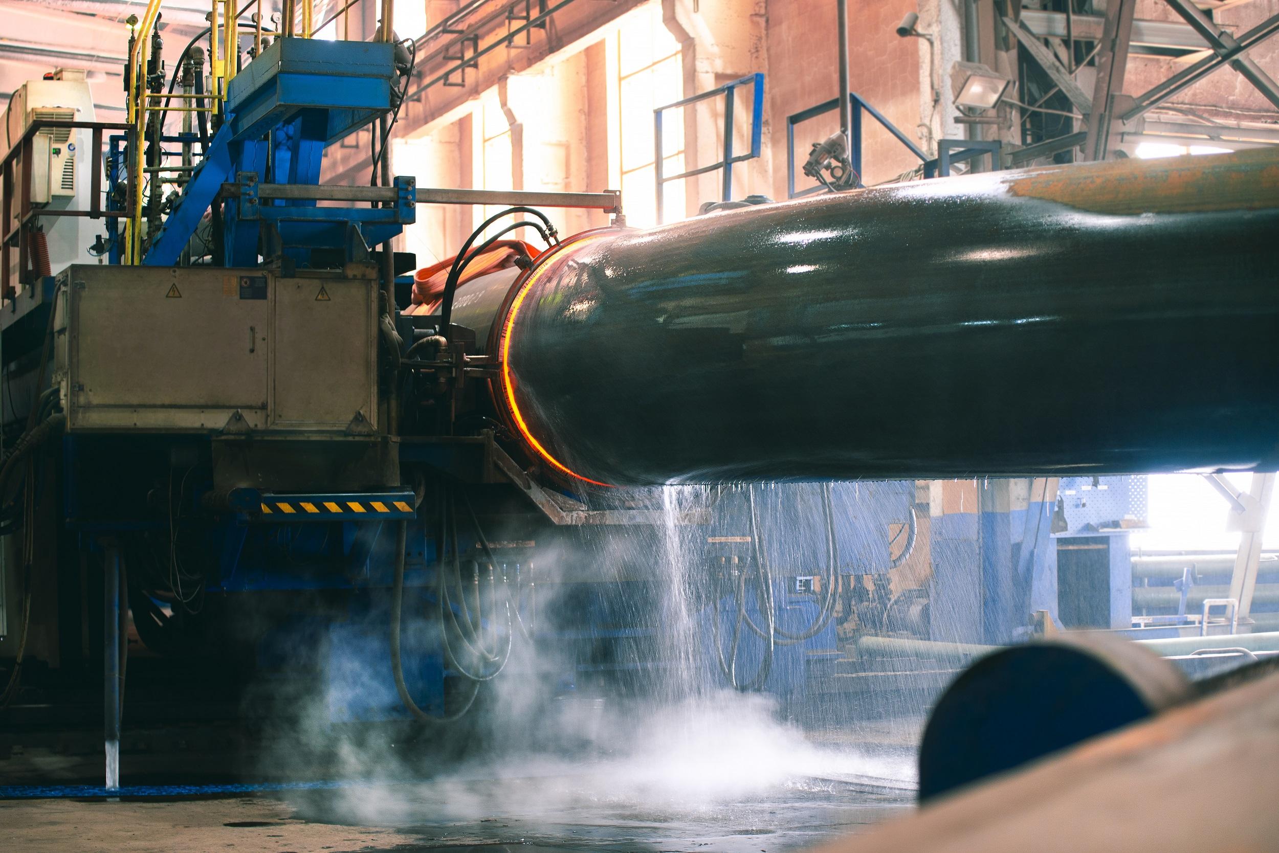 ОМК поставила соединительные детали трубопроводов для месторождения на Ямале