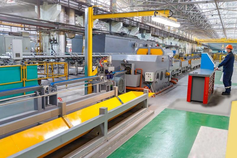 ТМК нарастит производство труб для АЭС за счет нового трубопрокатного стана
