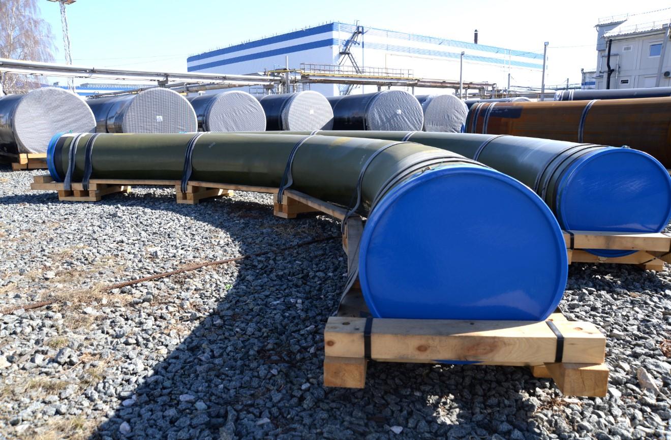 ОМК поставила партию соединительных деталей для иракского нефтепровода
