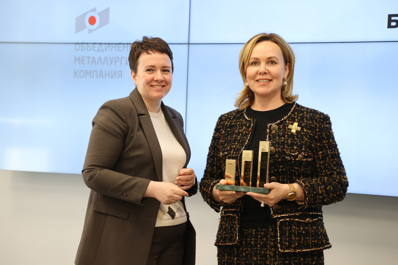 ОМК получила награду конкурса РСПП за развитие соцпредпринимательства