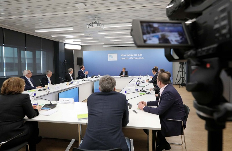 ТМК представила Дмитрию Медведеву проект по внедрению цифровых двойников на СТЗ