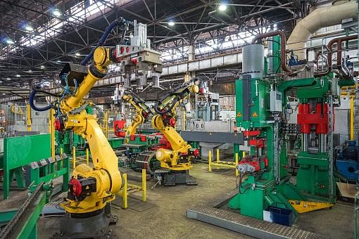 ОМК реализует проект по установке новых станов с инвестициями 650 млн рублей