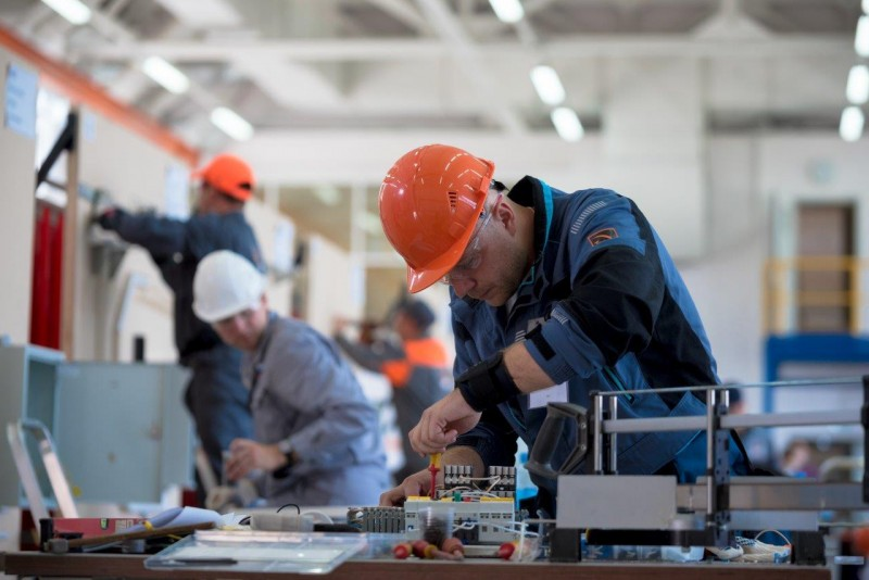 ТМК и Группа Синара провели корпоративный чемпионат рабочих профессий
