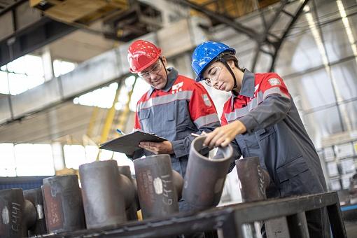 Челябинский завод ОМК признали одним из самых безопасных предприятий страны