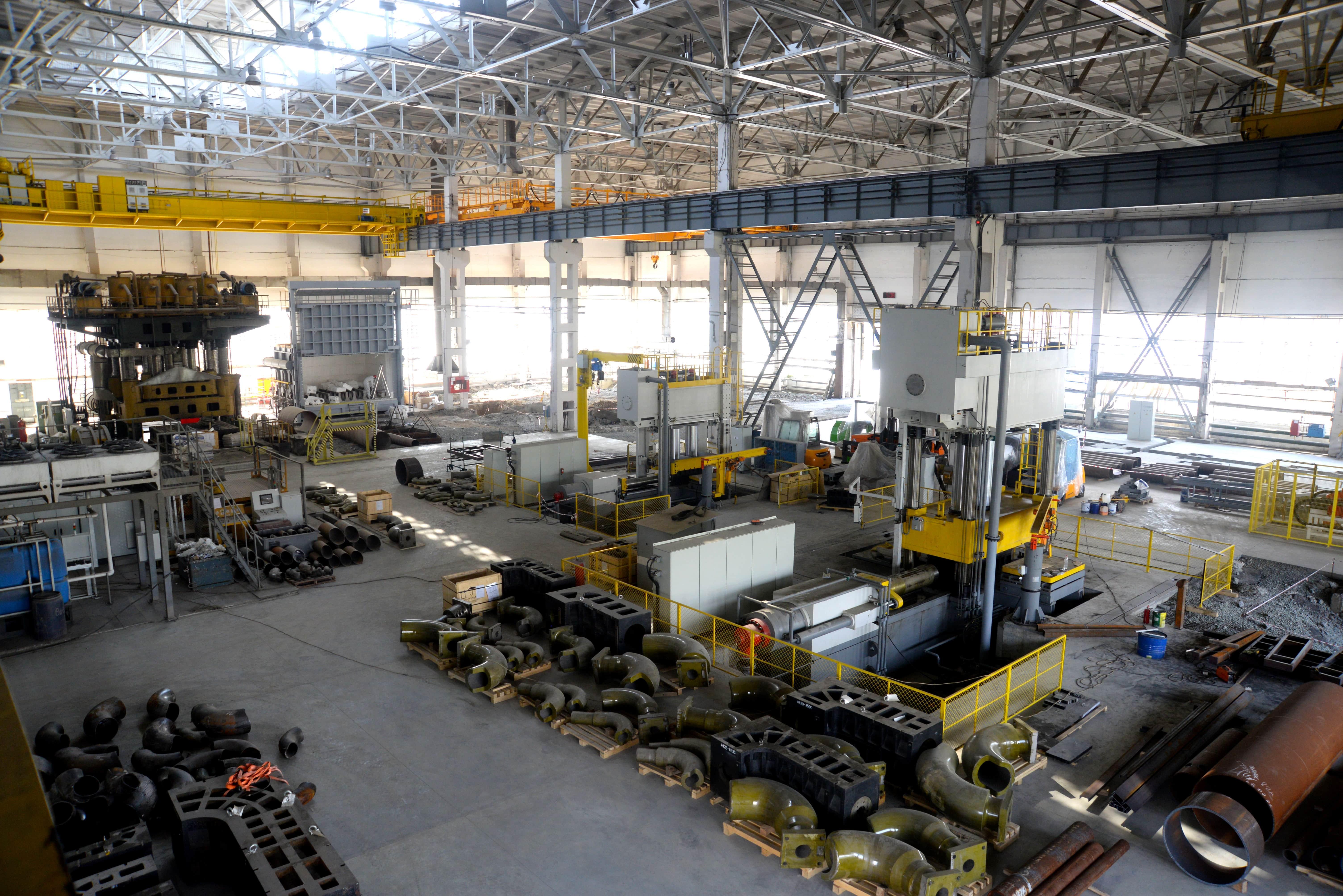ОМК инвестирует 3 млрд рублей в техническое перевооружение своего завода в Челябинске