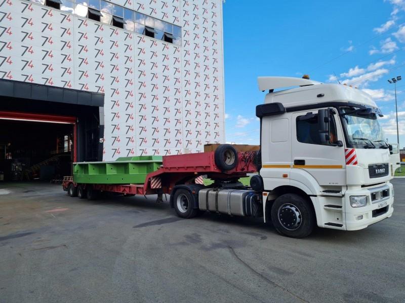 ТМК поставила продукцию для сталеплавильного производства компании «Северсталь»
