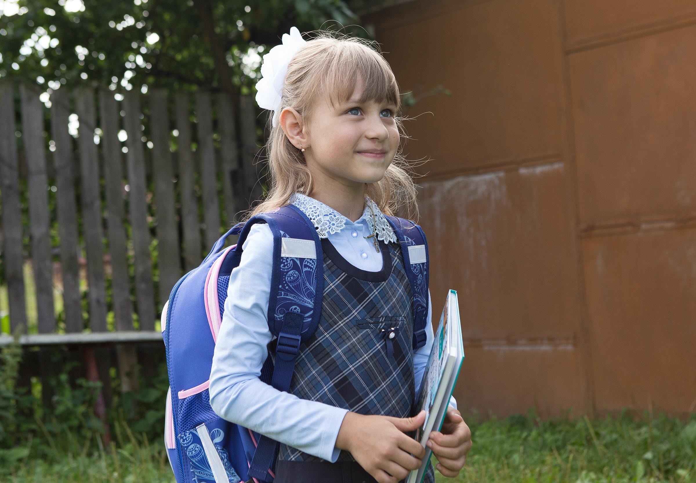 Фонд «ОМК-Участие» поможет собрать в школу детей из малообеспеченных семей