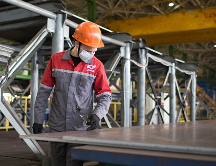 Разработки ВМЗ ОМК признали лучшими изобретениями в сфере металлургии