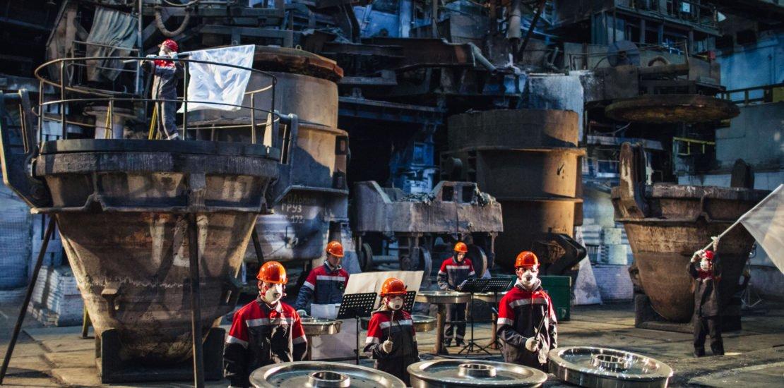 В Выксе состоялся 8-й фестиваль городской культуры «Арт-Овраг»